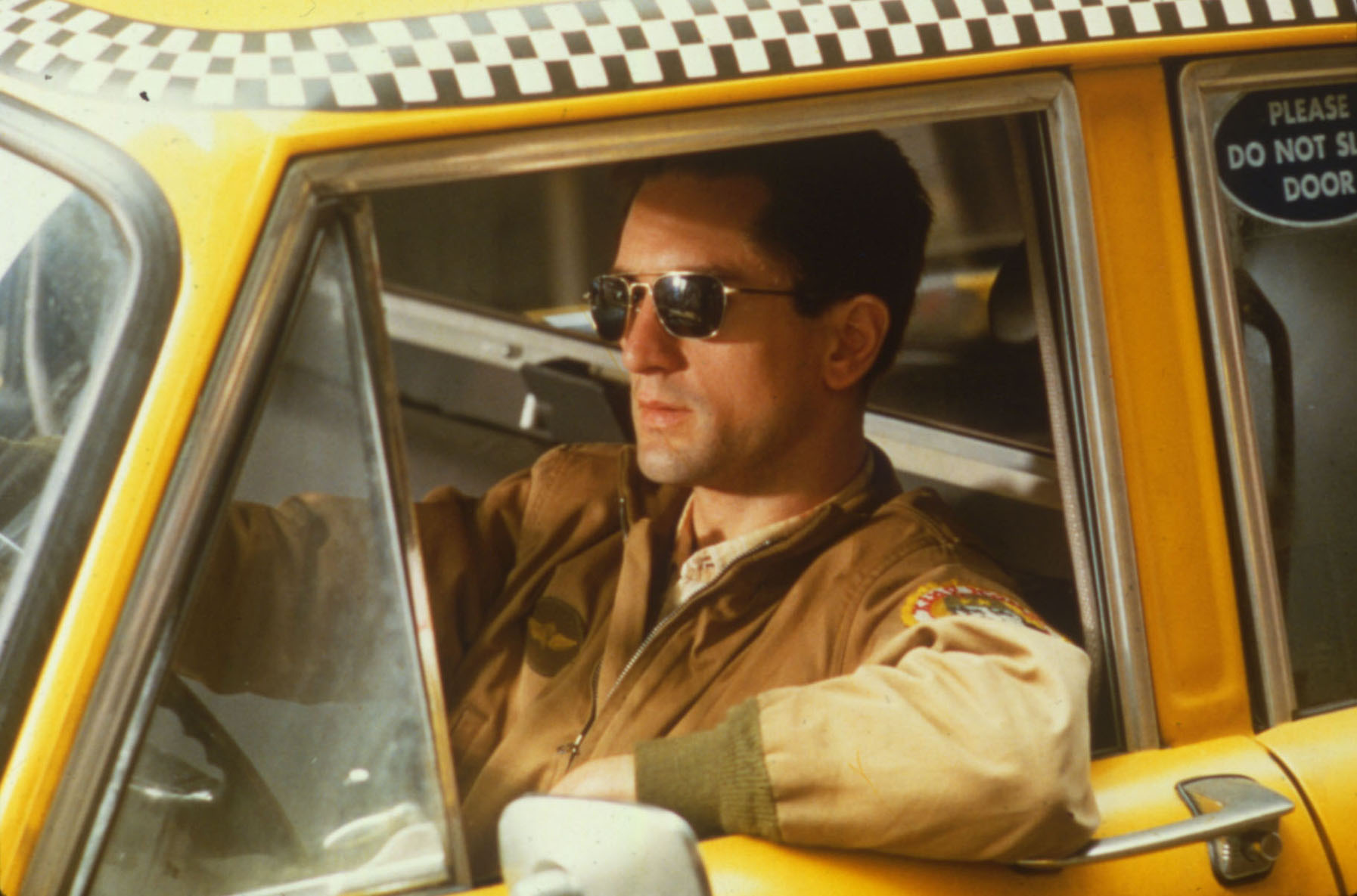Film Taxidriver on Taxi Movie Car Youtube